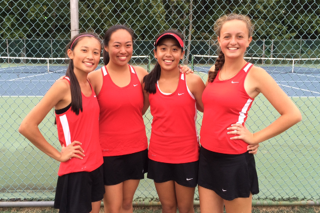 Lenape Girls Tennis: History in the Making