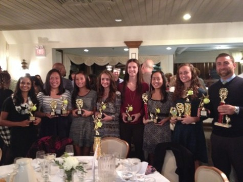 Lenape Girls Tennis Aces The Season!