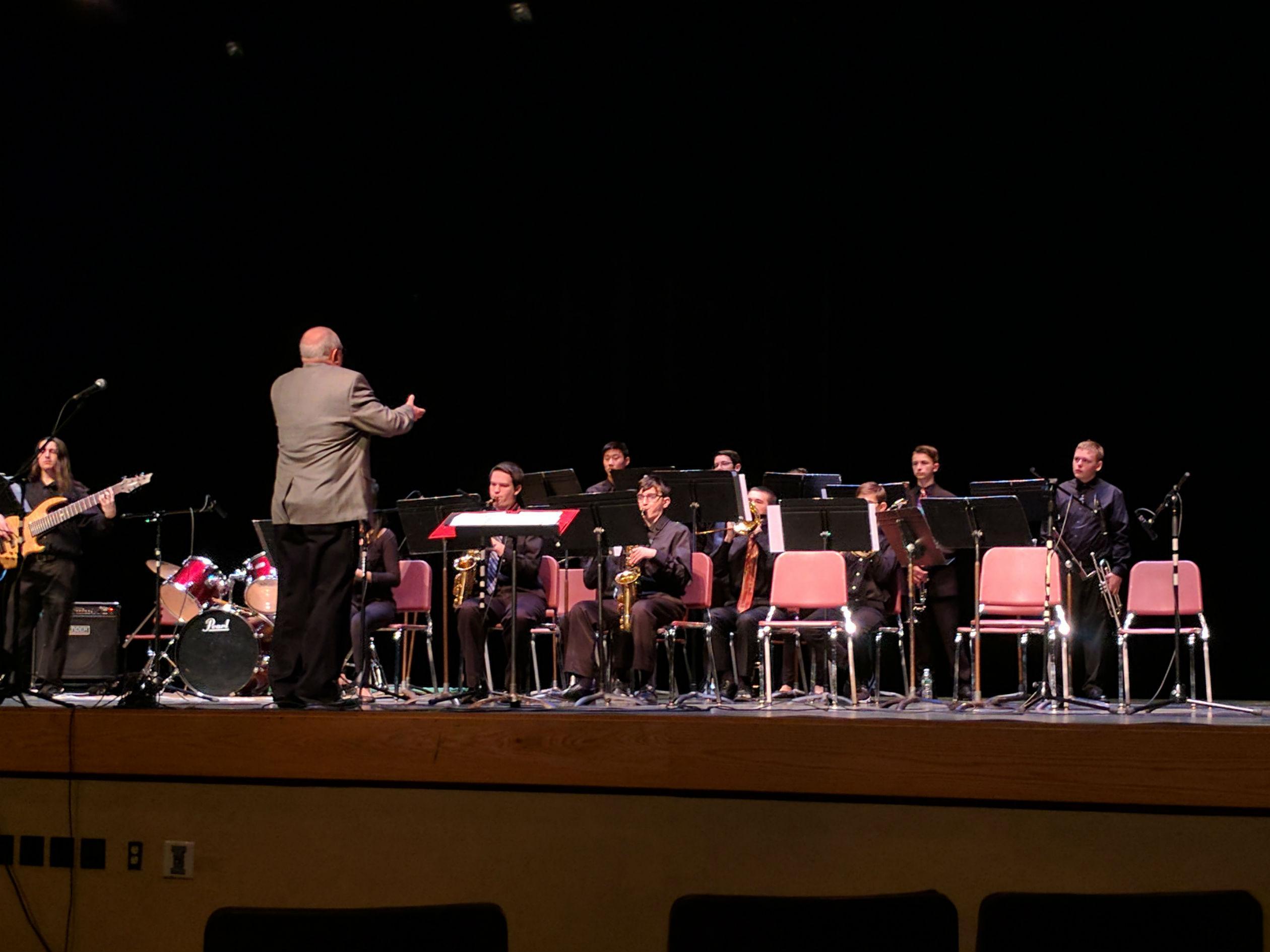 The Lenape Jazz Band