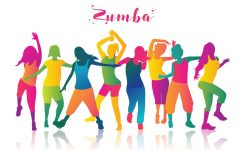 80's Themed Zumba is a Blast from the Past