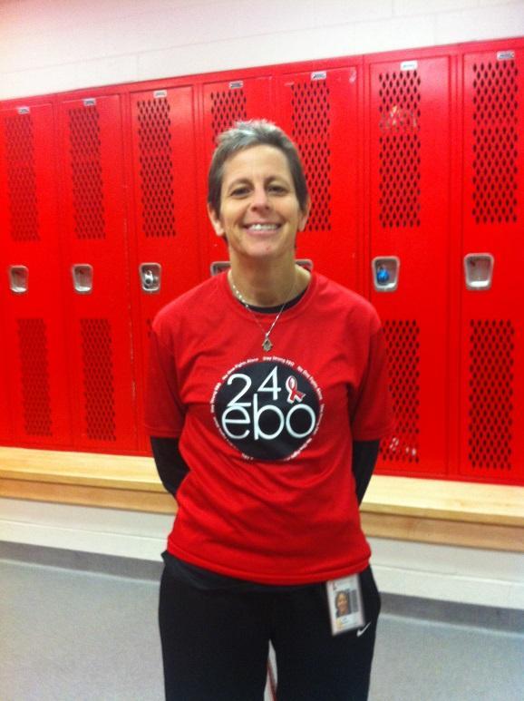 Staff Spotlight: Mrs. Stansbury