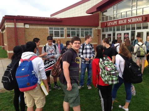 FCA Participates in National Prayer Day