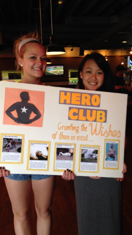 Hero Club Holds Its Spring Fundraiser at Tony Luke's + Taylor Kane Interview