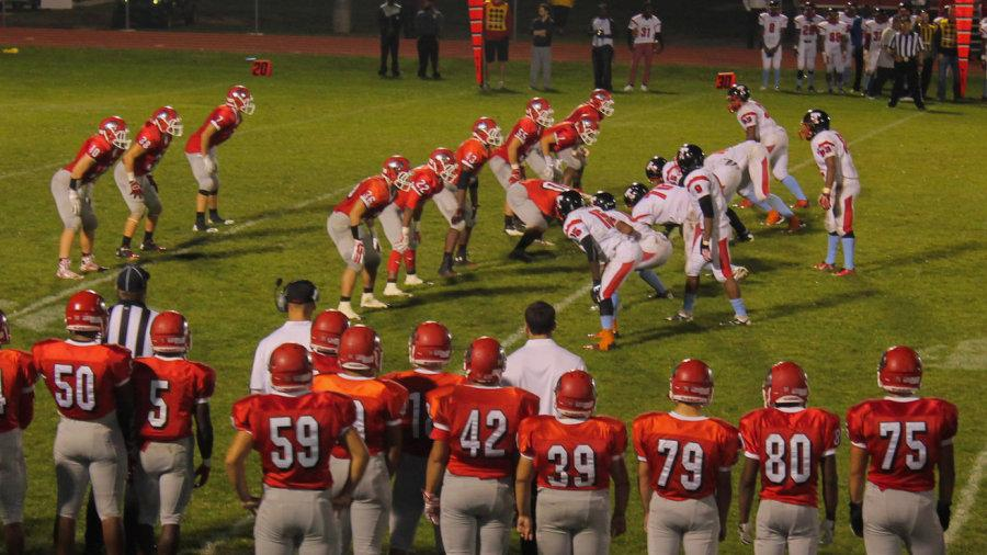 Flashback Friday: Out and About at the Lenape vs. Trenton Central Game