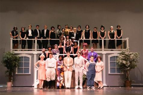 Lenape High Schools Presents: The Great Gatsby