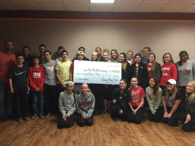 Hero Club Bowling Fundraiser Serves Community