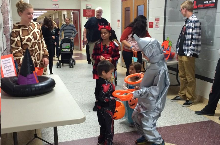 No Tricks Here, Just Treats and Games!
