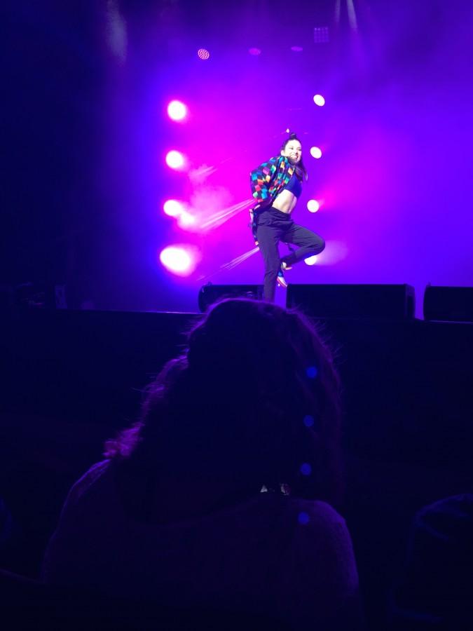 Hip Hop Dancer from Tokyo, Jessica JJ Rabone, Shows Off her Fancy Moves