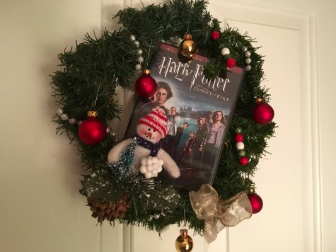 Harry Potter and the 25 Days of Christmas