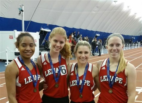 Race to the Win: Girls' SMR Places 3rd
