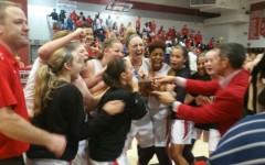 Lenape Girls Basketball, SJ Group IV Champions