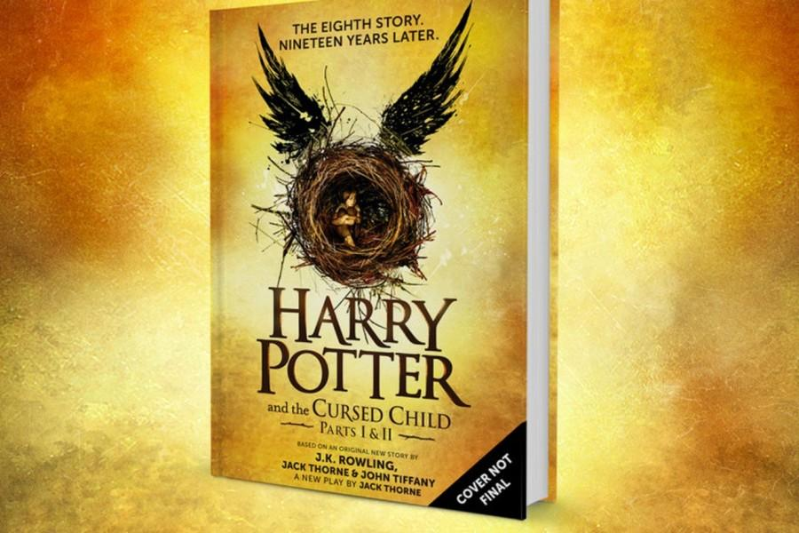 Harry Potter Play to Hit Book Stands As Well