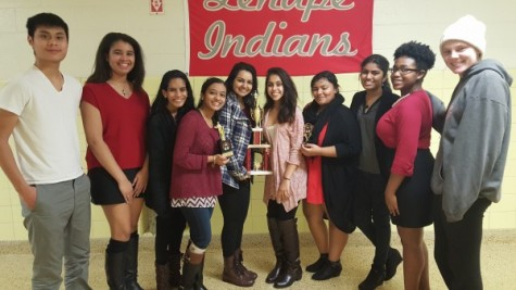 Lenape Debate Team Places 2nd in its Division!