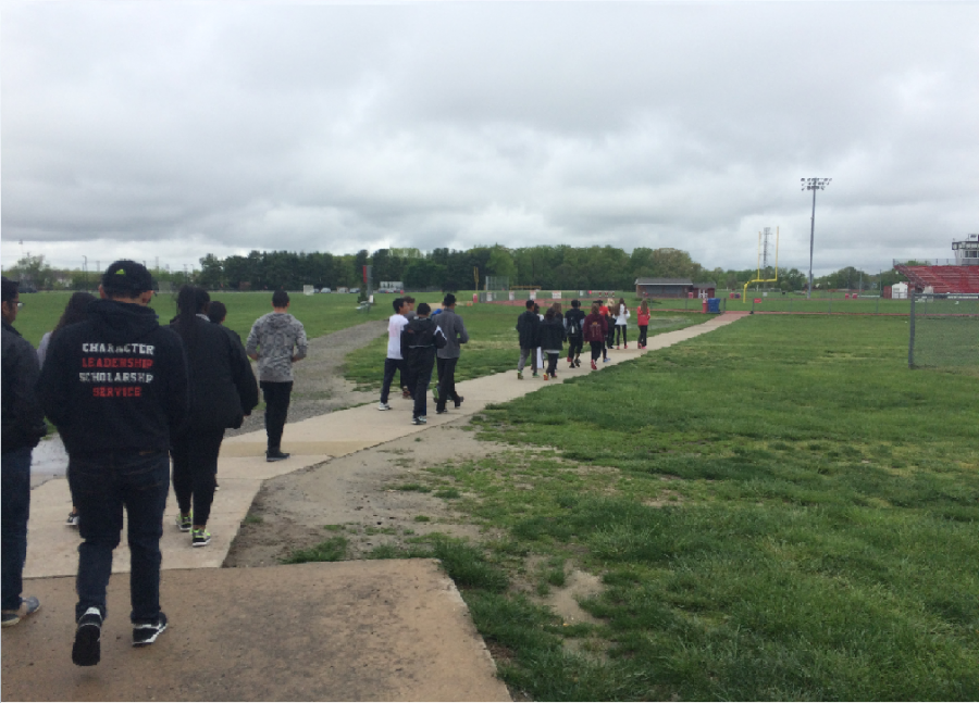 The AIDS Walk of 2016 to Aid Families in Need