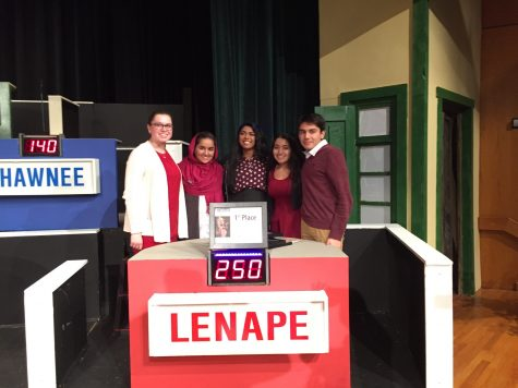 Lenape Victory at Deborah Heart Challenge and Art Competition