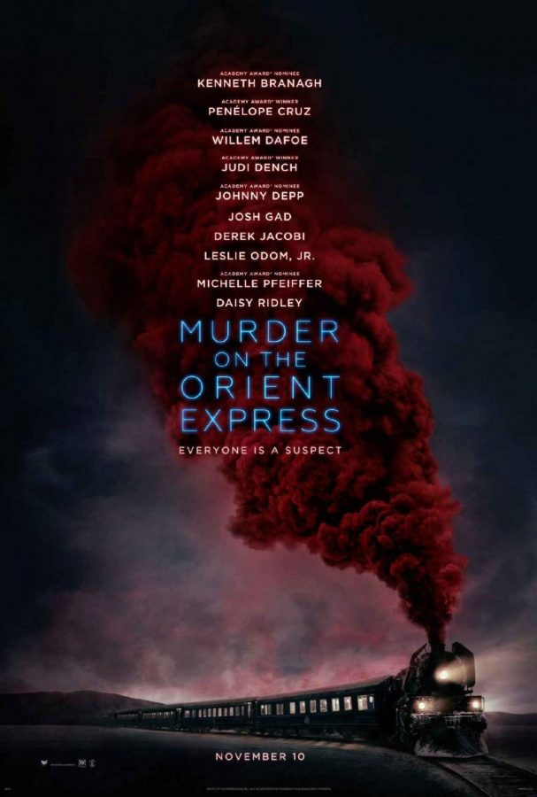 Murder on the Orient Express – Movie Review
