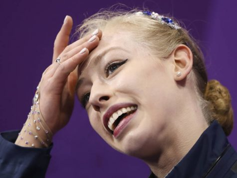 Bradie Tennell upset over her disappointing scores | patch.com
