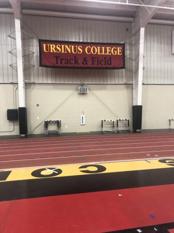 Ursinus Holiday Open Winter Track Meet
