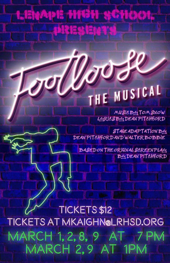 Lenape Presents Footloose the Musical