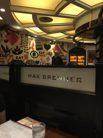 Restaurant Review: Max Brenner