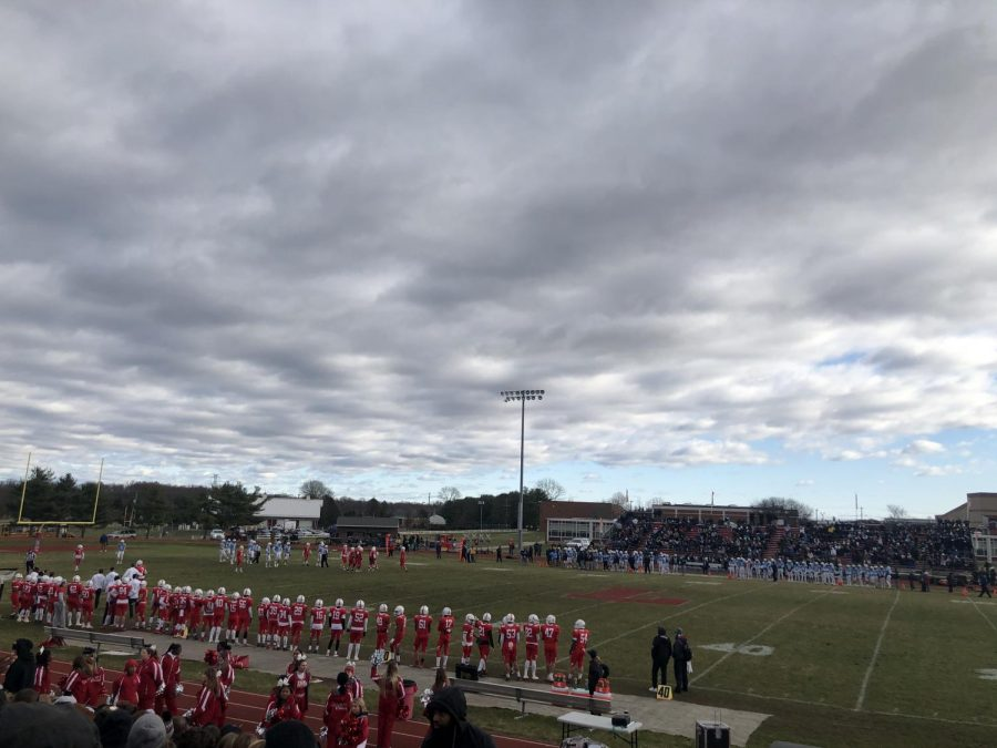 Lenape Thanksgiving Football Game
