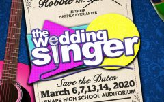 Navigation to Story: Lenape's Spring Musical: The Wedding Singer