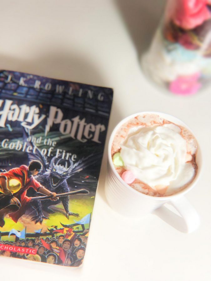 Tis the Season for Hot Chocolates and Books