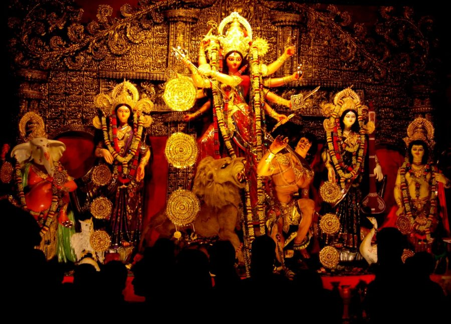 Goddess Durga and her avatars