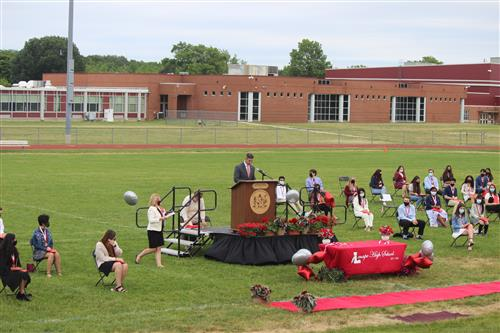 Photo from Lenape High Schools Website
