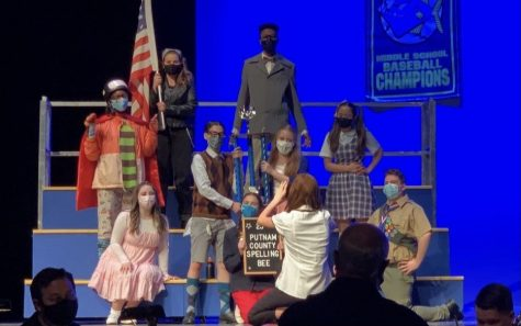 Spring Musical 2021: The 25th Annual Putnam County Spelling Bee